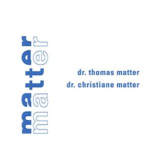 Praxis Dr. Matter
