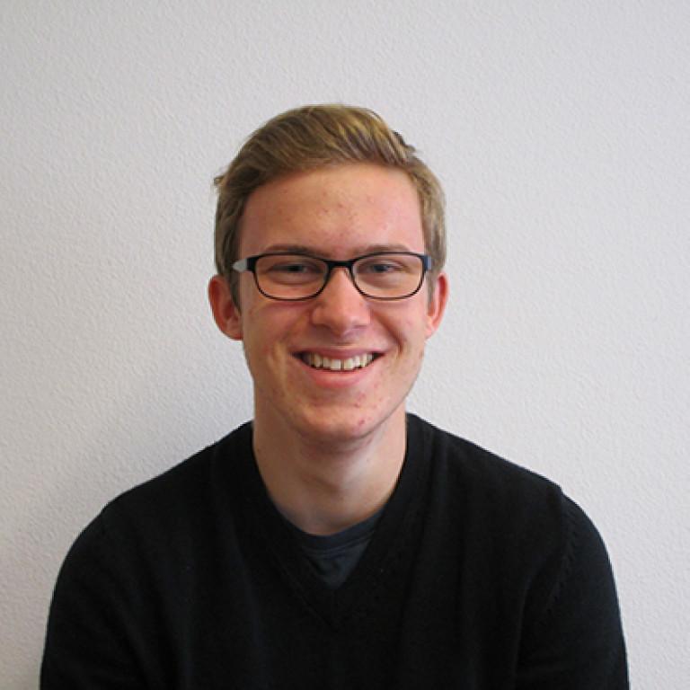 Jan Bühler, Zeichner Fachrichtung Ingenieurbau in Ausbildung